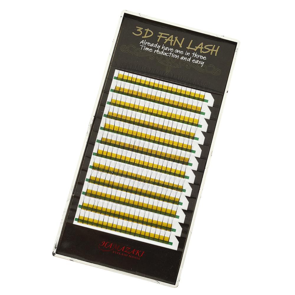 3D FAN LASH Cカール 0.07mm(1ケース12シート入り)