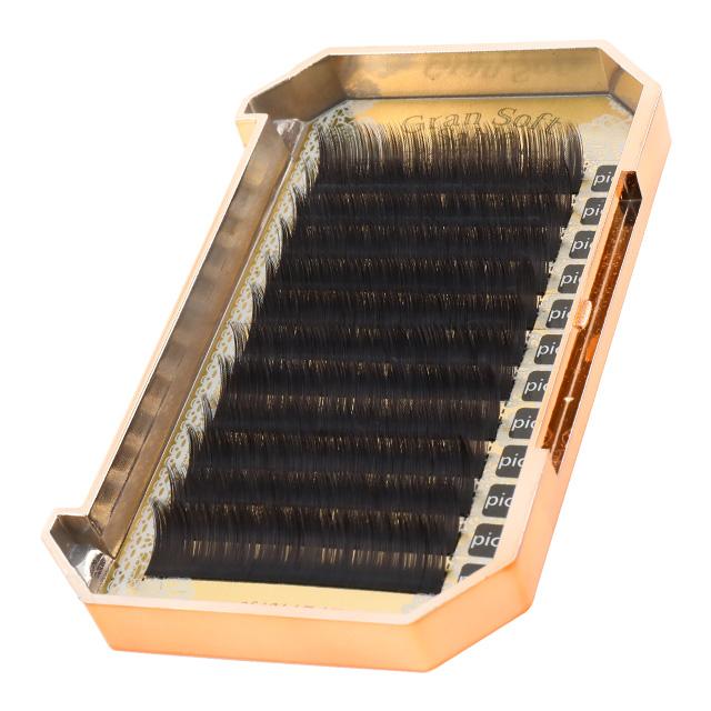 グランソフトセーブル太さ0.15mm Dカール